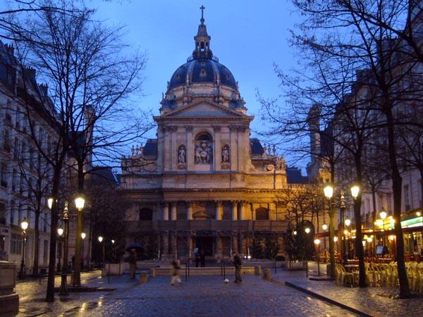 Universidad de La Sorbona de Paris