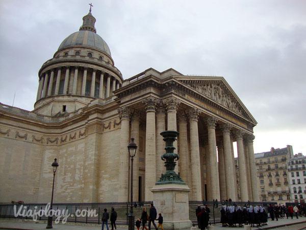 panteon paris viajology