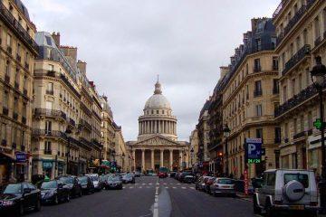 Ruta por el Barrio Latino de Pariís