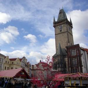 Ayuntamiento de Praga