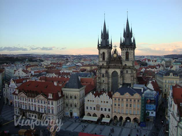 Iglesia Tyn en Praga
