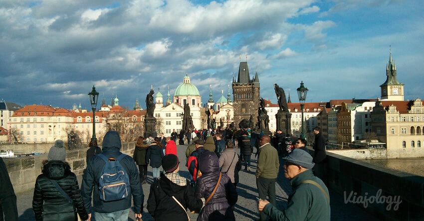 Ruta por el Casco Viejo de Praga