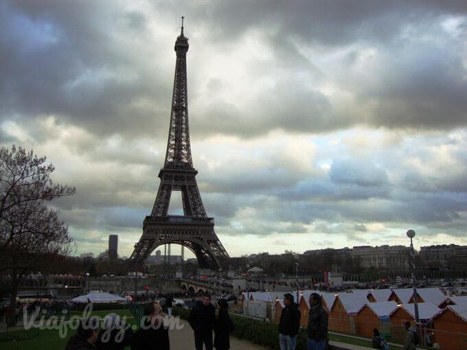 Torreo Eiffel de París