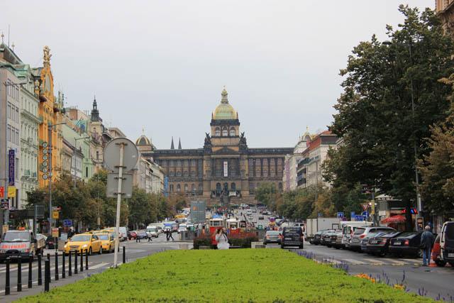 Plaza Wenceslao de Praga