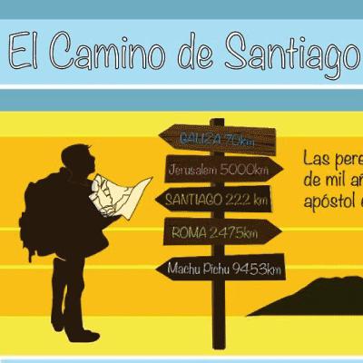 Principal Informacion general Camino de Santiago