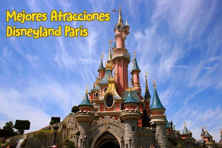 Mejores atracciones Disneyland Paris