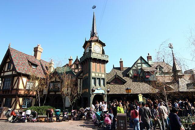 Peter Pan Flight Disneyland Paris