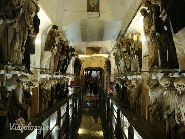 Catacumbas de los Capuchinos de Palermo