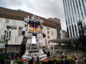 Robot Gundam de Odaiba