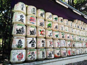 Santuario Meiji en Tokyo