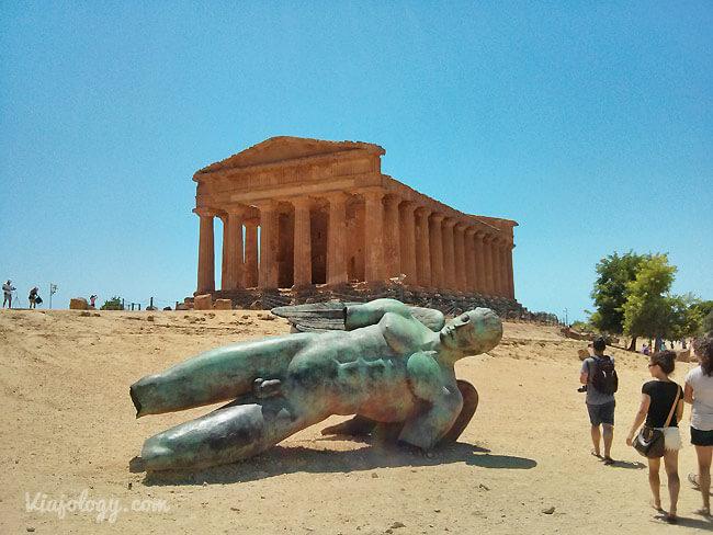 Templo de la Concordia de Agrigento