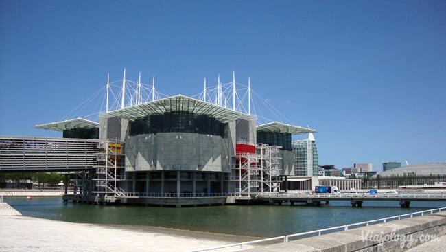 Acuario Oceanario de Lisboa