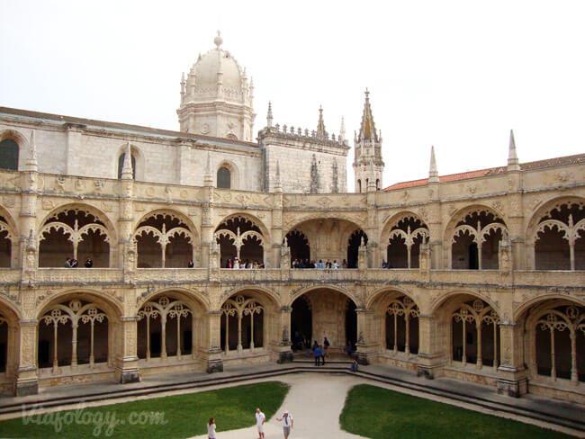 Monasterio de los Jerónimos que ver en Lisboa