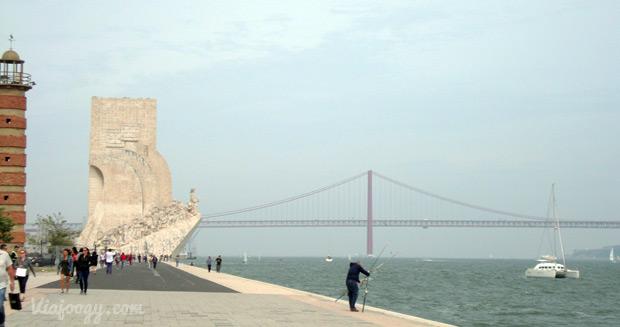 Monumento Descubrimientos que ver en Lisboa