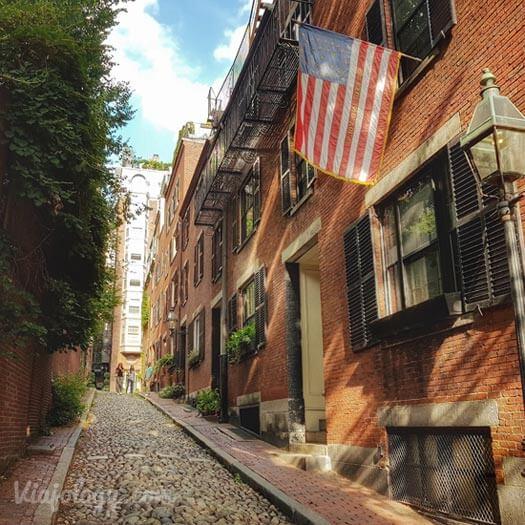 Accorn Street en Boston