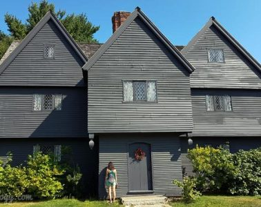 Casa de Brujas en Salem
