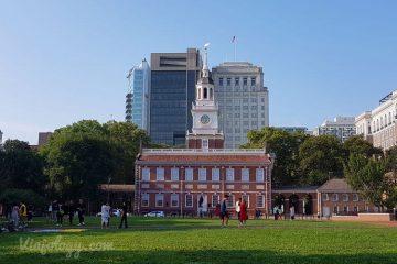 Independence Hall de Filadelfia