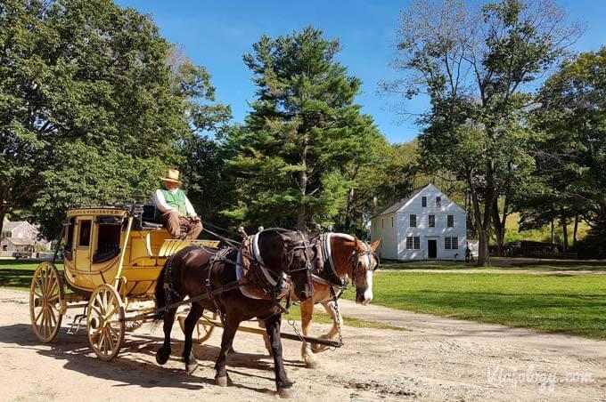 Old Sturbridge Village - Ruta por la Costa Este de Estados Unidos