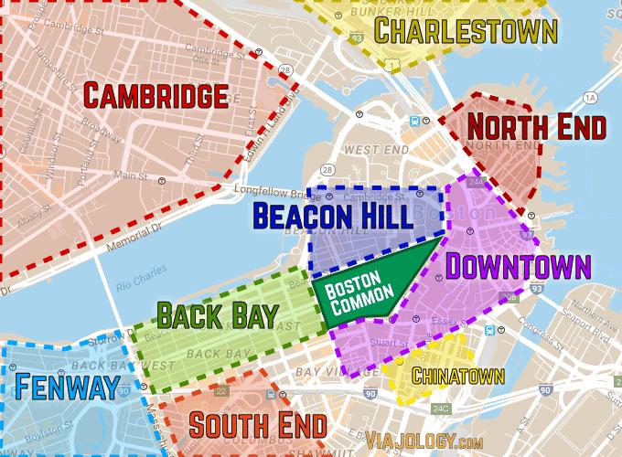 Plano que ver en Boston