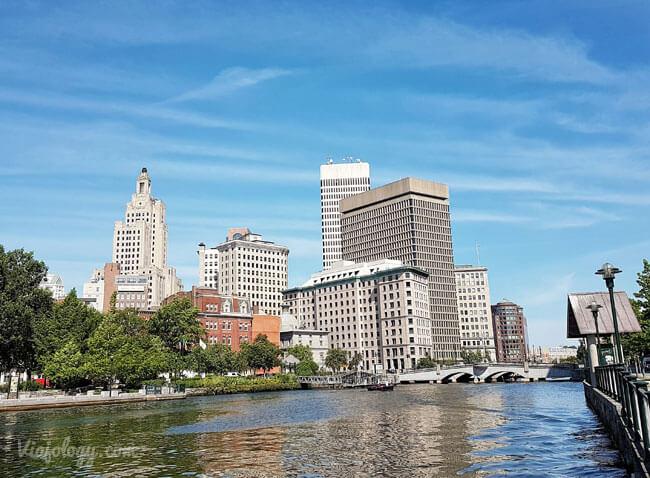Providence - Ruta por la Costa Este de Estados Unidos