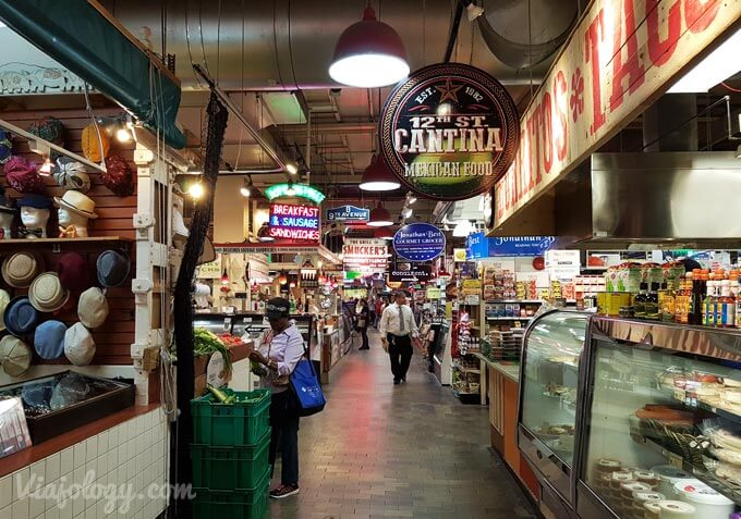 Reading Terminal Market de Philadelphia