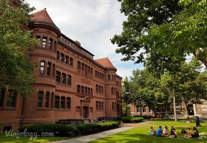 Universidad de Harvard en Boston