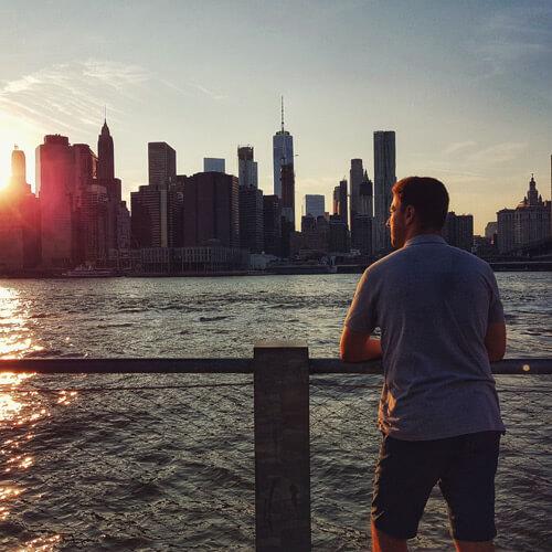 Nueva York ruta por la costa este de Estados Unidos