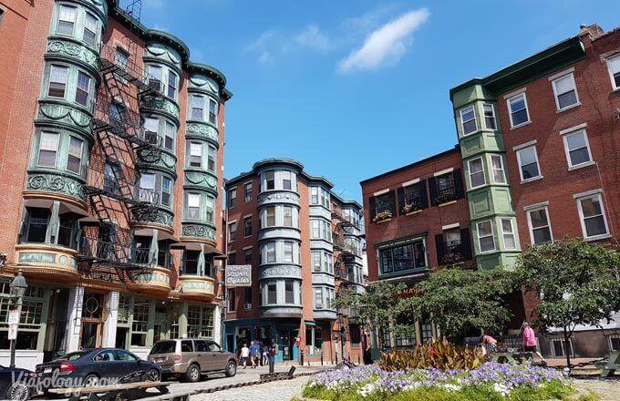 North End en Boston