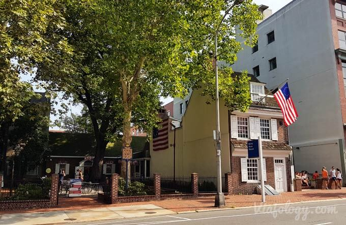 Casa Museo de Betsy Ross