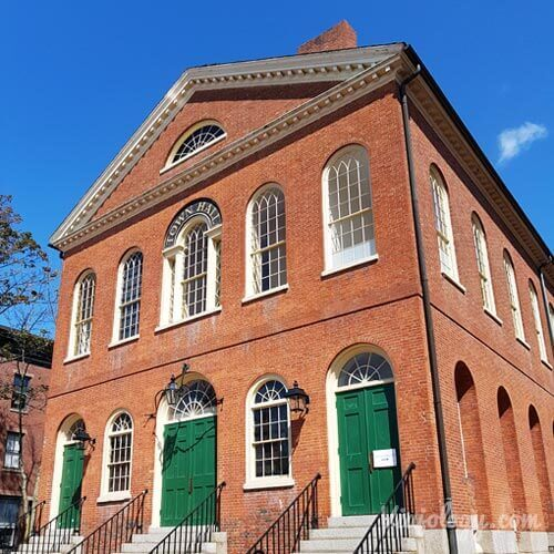 Antiguo Ayuntamiento de Salem