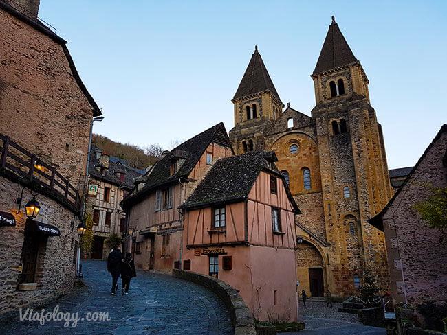 Conques, abadía de Saint Foy