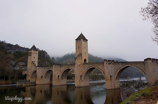 Puente Valentre de Cahors