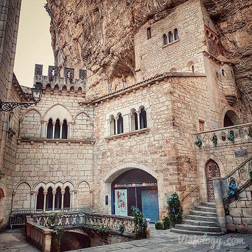 Abadia Rocamadour