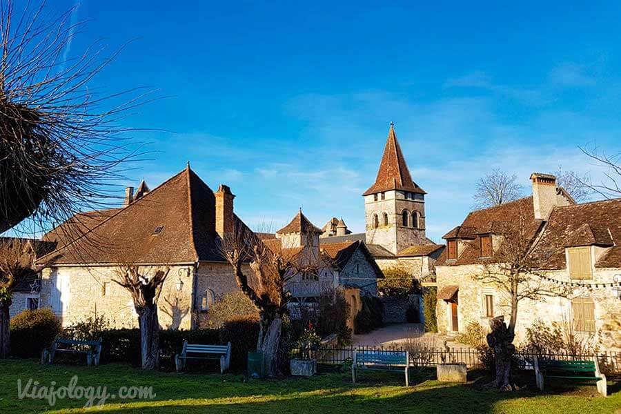 Pueblos bonitos sur Francia