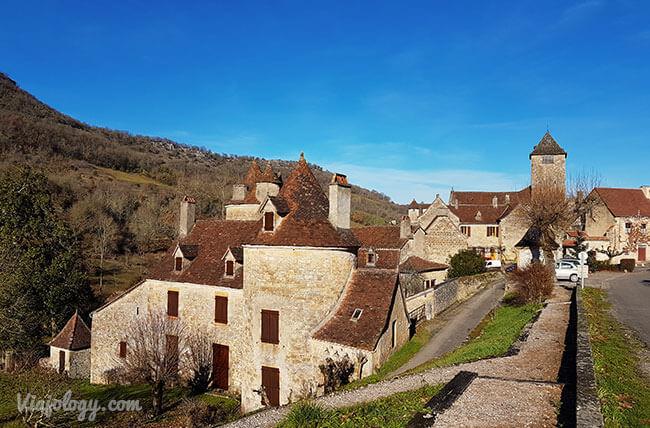 Autoire en Midi-Pyrenees