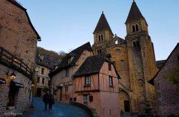 Conques, el pueblo más bonito de Francia