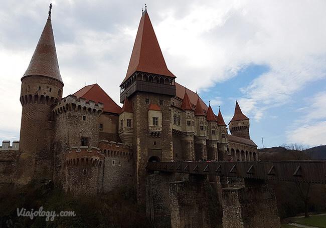 Castillo Corvin de Hunedoara