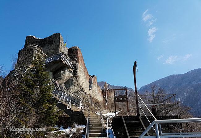 Castillo Poienari