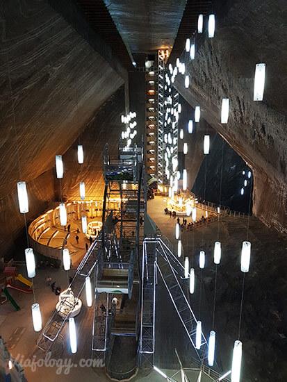 Minas de Sal de Turda en Rumanía