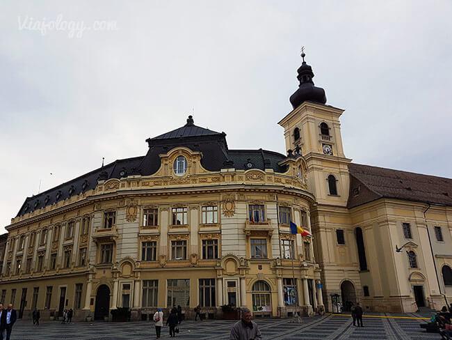 Palacio Brukenthal