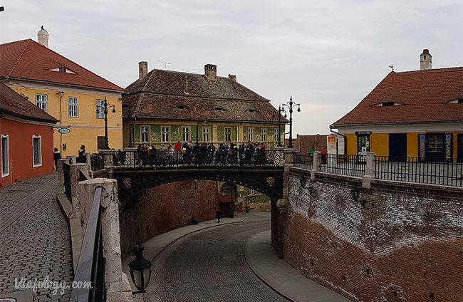 Puente de los Mentirosos de Sibiu