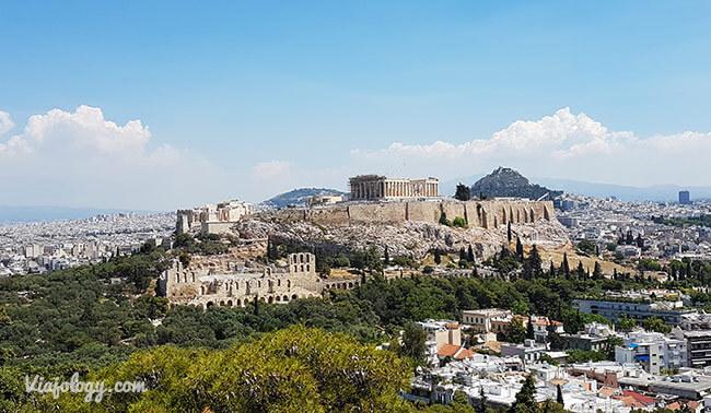 ruta por Grecia