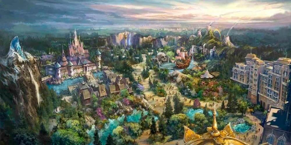Ampliación Tokyo DisneySea