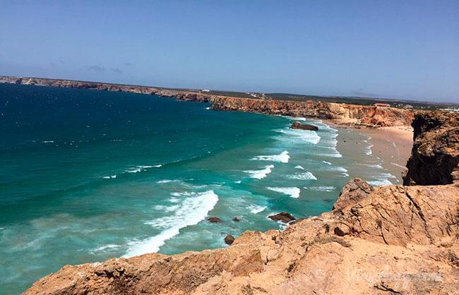 Playa Cabo San Vicente
