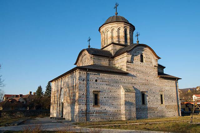 Iglesia Real de San Nicolás en Curtea de Arges