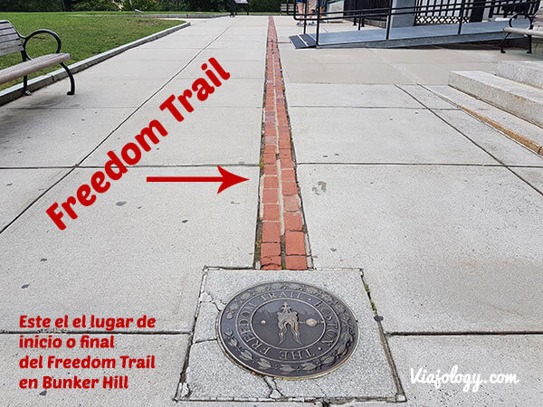 Freedom Trail de Boston