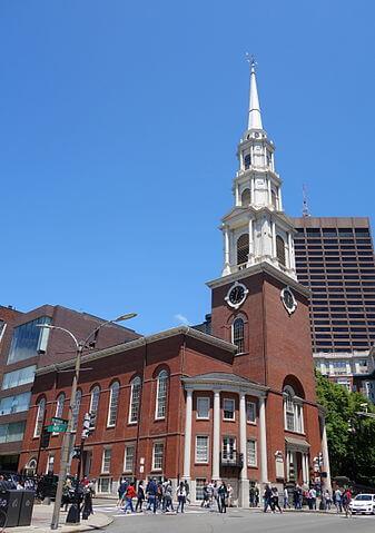 Iglesia Park Street