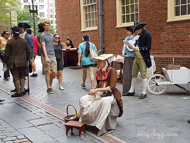 Freedom Trail de Boston