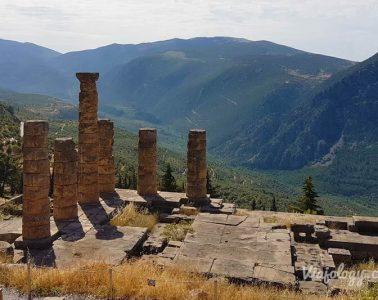 Que ver en Delfos