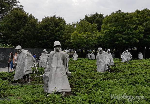 Memorial Guerra de Corea